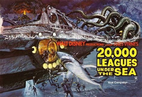 libro 20000 leagues under the 海底二万哩 1954 米 映画の心理プロファイル