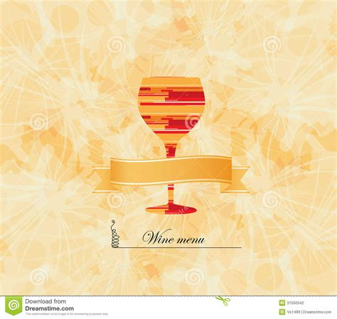 design background menu wine menu card design background stock photography image