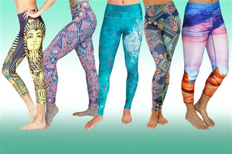 patterned yoga pants australia 5 brands with amazing patterned yoga pants