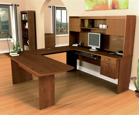 Small U Shaped Desk Design All About House Design