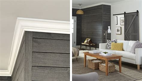 create  accent wall  shiplap