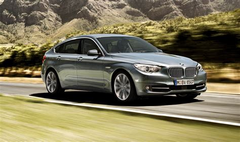 Bmw Gt 550i Price by Bmw 550i Gt Us Prices Revealed News Top Speed