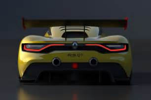 Renault Sport Rs Renault Sport Rs 01 Makes Track Debut May Preview