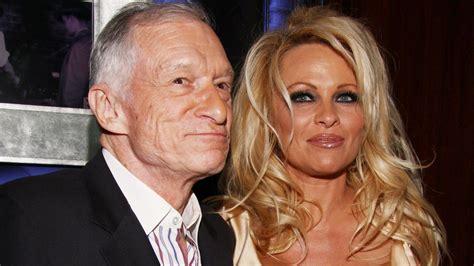 Hefner Thrilled About Pam Andersons Divorce by Vor Publikum Andersons Wilde Nacht Mit Hugh