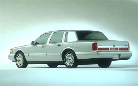 1997 lincoln town car manual service manual 1997 lincoln town car remove 2nd row seats