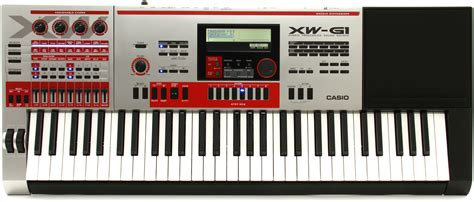 Keyboard Casio Xw G1 the casio xw p1 xw g1 hybrid hardware modification thread gearslutz pro audio community