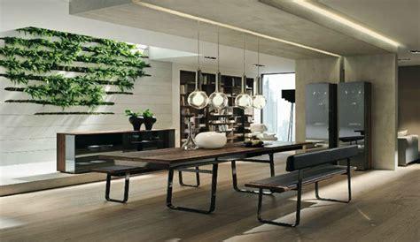 comedores modernos  muebles de madera revista muebles