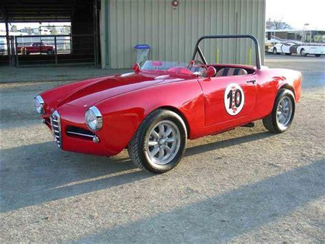 Alfa Romeo Giulietta For Sale by 1962 Alfa Romeo Giulietta Spider For Sale Classiccars