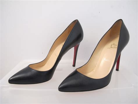 Jlos Pigalle Christian Louboutin Stilettos by Christian Louboutin Pigalle 100mm Sizing