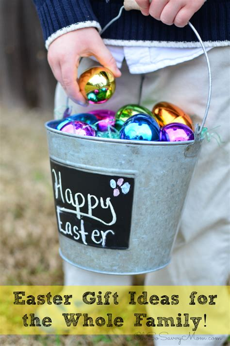Gift Card Ideas For Families - the perfect easter gifts for everybunny you know oh so savvy mom