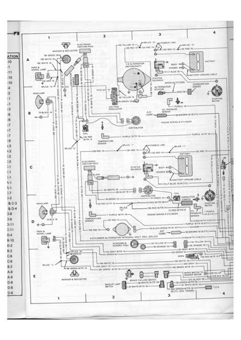 Jeep Wrangler YJ Wiring Diagram - I want a Jeep!