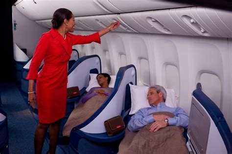 planes with beds what is up with all the different delta business class