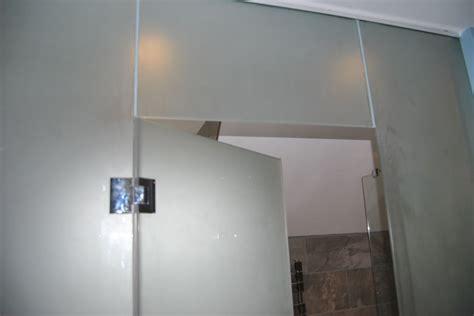 Glass Above Door Luxury En Suite Installation Ck Bb