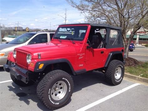 used jeep wranglers for sale in ta for sale 2000 jeep wrangler 4 0 lifted non firearm