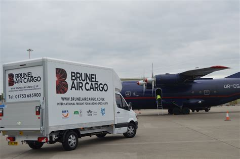 ads advance aog successfully handled  brunel air cargo