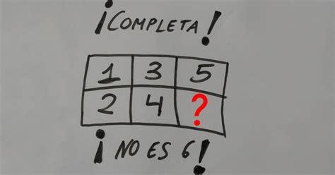 imagenes para pensar y adivinar 191 eres capaz de adivinar la casilla que falta en este juego