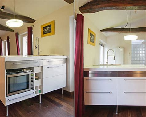 Practical Kitchen Designs For Tiny Spaces Practical Kitchen Design