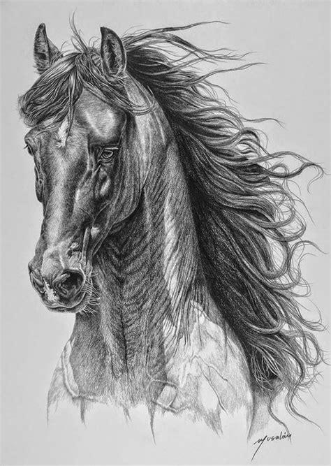 cuadros-de-cabezas-de-caballos | Dibujos de caballos