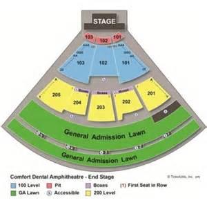 Comfort Dental Englewood Vipseats Com Fiddler S Green Amphitheatre Tickets