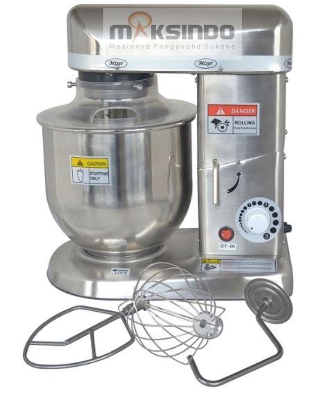 Mixer Roti Di Malang jual mesin mixer planetary 10 liter stainless ssp 10 di malang toko mesin maksindo di malang