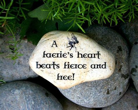 Garden Rocks With Sayings Stories Quotes Like Success