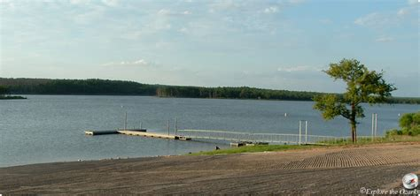 Mcgee Creek State Park Cabins by Mcgee Creek State Park Marina Fishing Explore The Ozarks