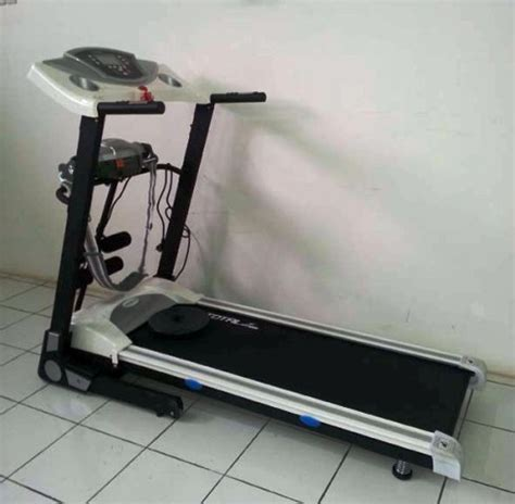 Alat Treadmill Jaco alat olahraga lari dalam ruangan excider walking treadmill