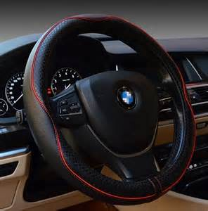 Leather Steering Wheel Cover Top 10 Best Steering Wheel Covers Reviewed In 2016