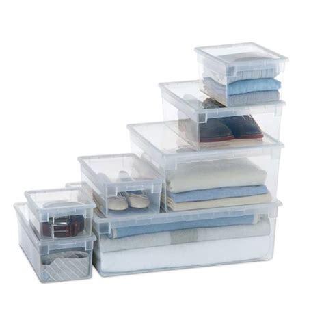 scatole per armadi plastica contenitore per armadi impilabile 5 lit xs