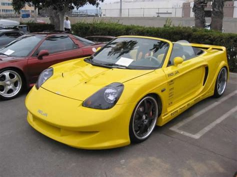 Toyota Spyder 2002 Toyota Mr2 Spyder Information And Photos Zombiedrive