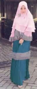 Busana Muslim Gamis Ivanka Syari Maroon Bergo Instan No Ped baju gamis beatrice bergo y804 busui
