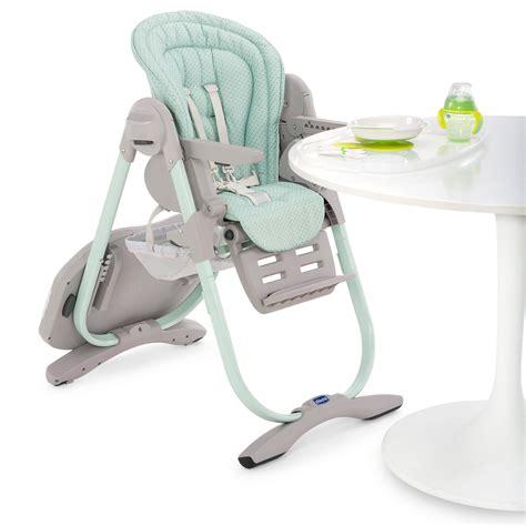 chaise haute polly magic de chicco chaises hautes