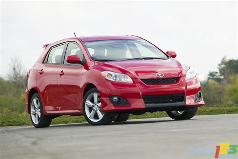 2010 Toyota Matrix Xrs List Of Car And Truck Pictures And Auto123