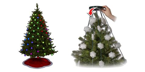 Easy Way To Put Lights On A Tree Outstanding How To Put Easy Way To Put Lights On A Tree