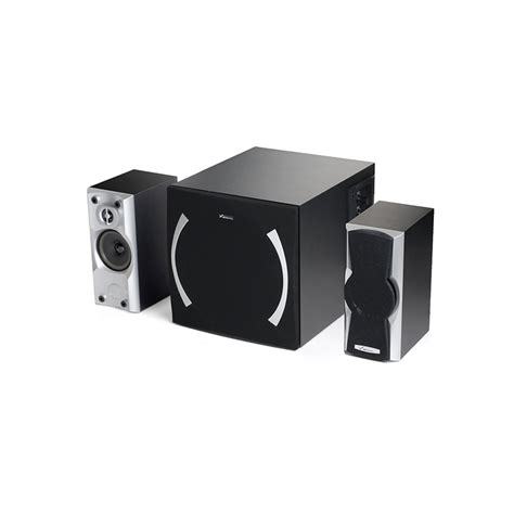 Edifier Multimedia Speaker With Fm Xm2pf banbros
