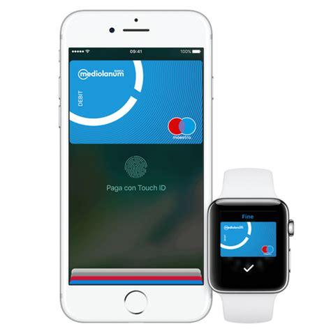 servizio clienti mediolanum apple pay da oggi anche per i clienti mediolanum dday it