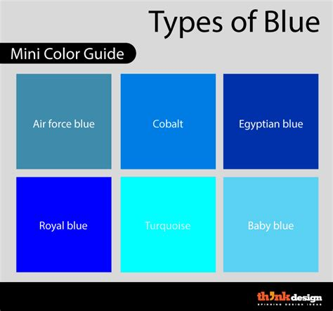 types of blue color can yinmn blue change the meaning of famous logos think