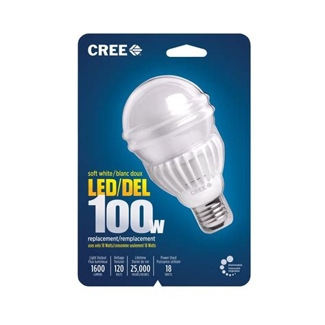 cree led a21 18w soft white the home depot canada