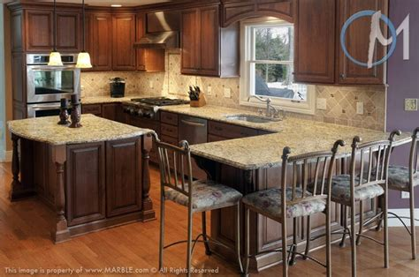 kitchen backsplash ideas with santa cecilia granite santa cecilia featured throughout this kitchen provides a