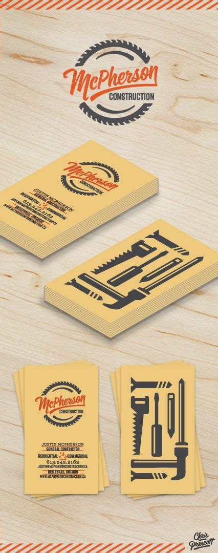construction business cards ideas the 25 best construction business cards ideas on