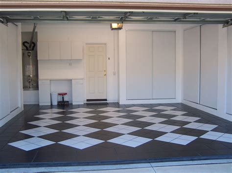 Garage Floor Paint Designs by Choose Color Garage Floor Paint Designs