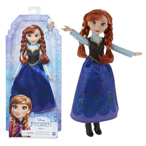 frozen doll frozen classic doll hasbro frozen dolls at