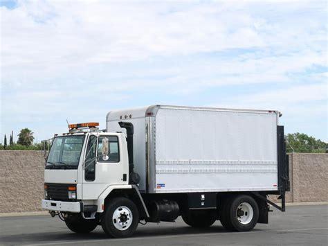 truck sacramento box truck for sale in sacramento california