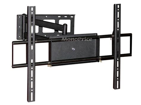 corner tv wall mount corner friendly motion tv wall mount bracket max 110 lbs 37 70 inch monoprice