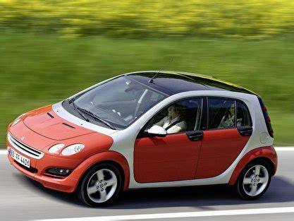Gebrauchte Smart Motoren by Smart Forfour Gebraucht Kleinwagen Mit Kurzem Auftritt