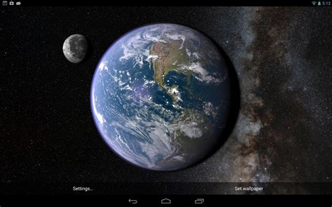 earth android earth from the moon hd pics about space