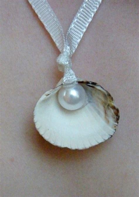 how to make seashell jewelry sea shell pearl necklace 183 how to make a shell necklace