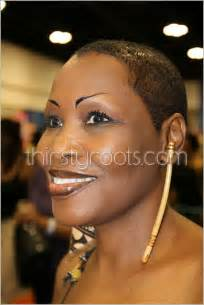 black with bald haircuts shaved haircut for black women