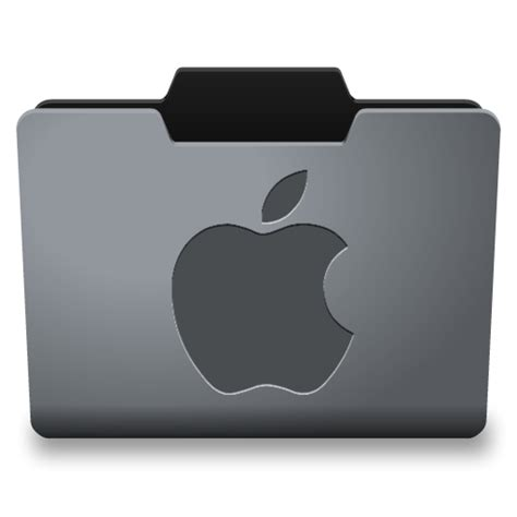 Steel Mac Classy Folder Icon 3304 Free Icons And Png Backgrounds Powerpoint Templates Folder Mac