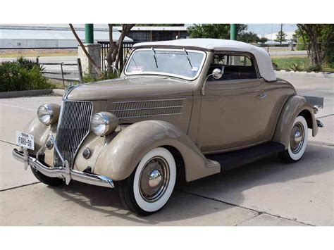 1936 ford cabriolet for sale classiccars cc 739977